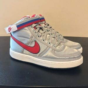 ❗️NEW Nike Vandal High Supreme Silver❗️